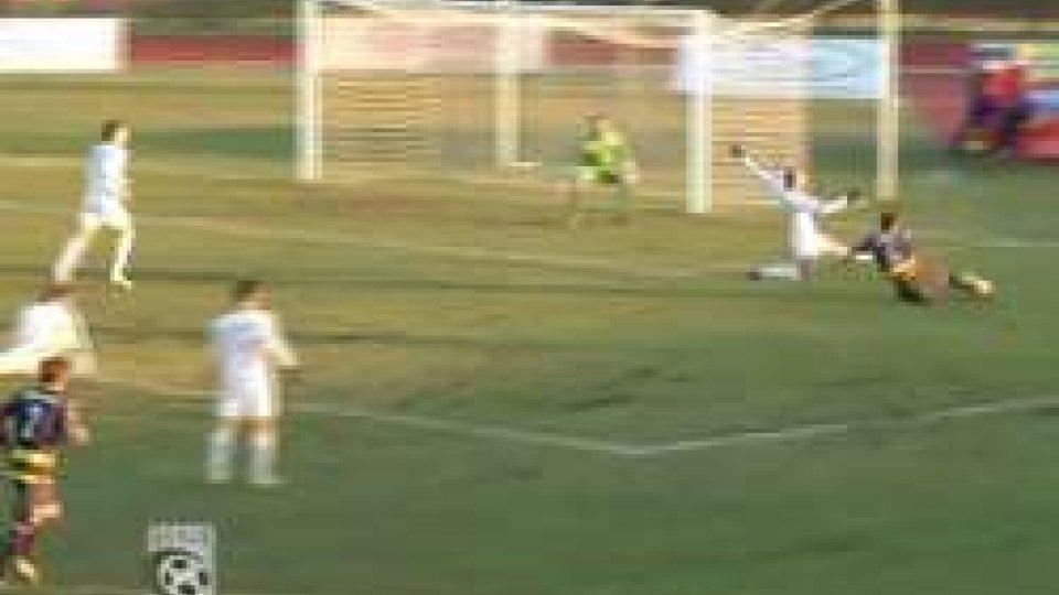 Santarcangelo-Gubbio 1-0Il Santarcangelo ringazia Bastianoni e con Bussaglia batte il Gubbio