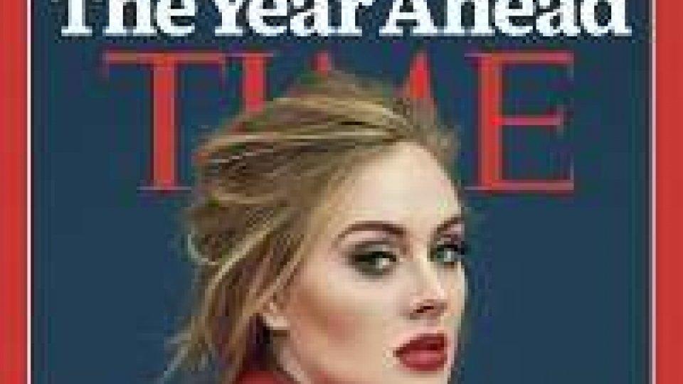 Adele su Time