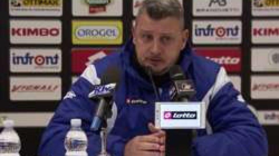 "Andrea CamploneCamplone: ""Troppa paura fuori casa"""
