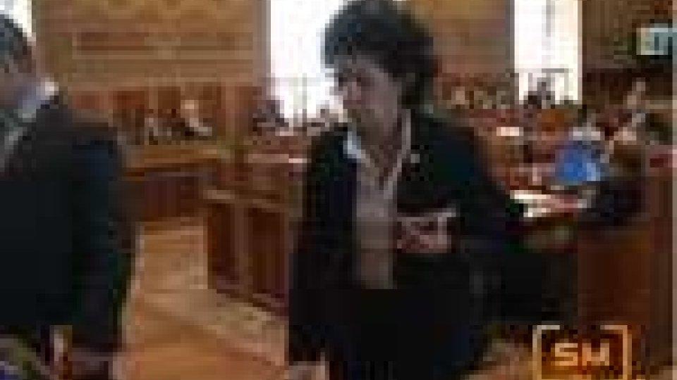San Marino - Va in pensione Silvana Urbinati