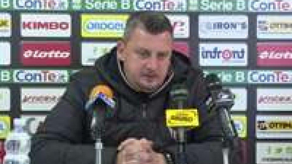 """Andrea CamploneCamplone: """"Con attenzione e cattiveria, possiamo fare risultato a Verona"""""""