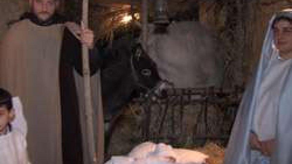 il presepe vivente di MontegiardinoTorna il presepe vivente di Montegiardino, spazio alle atmosfere lontane