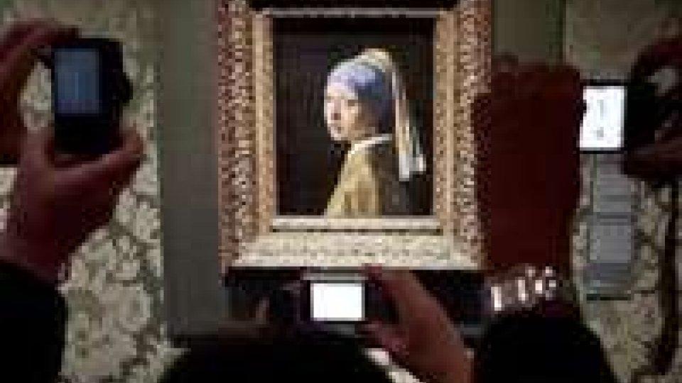 E' Vermeer la mostra più vista del 2014