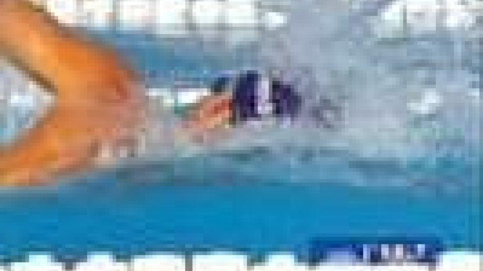 Nuoto: al via nel week-end il quarto Meeting del Titano