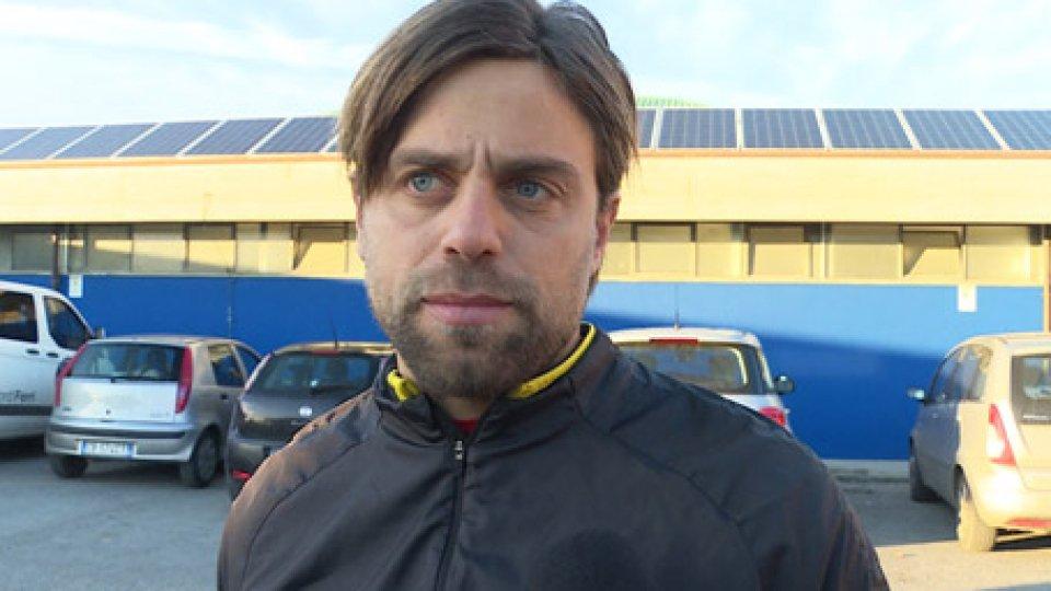 """Daniele GalloppaSantarcangelo, Galloppa: """"Domenica non vogliamo giocare, abbiamo bisogno di chiarezza"""""""