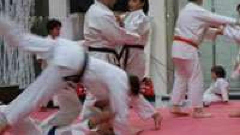 "Judo: ""I bollenti spiriti"" all'ex Mesa"