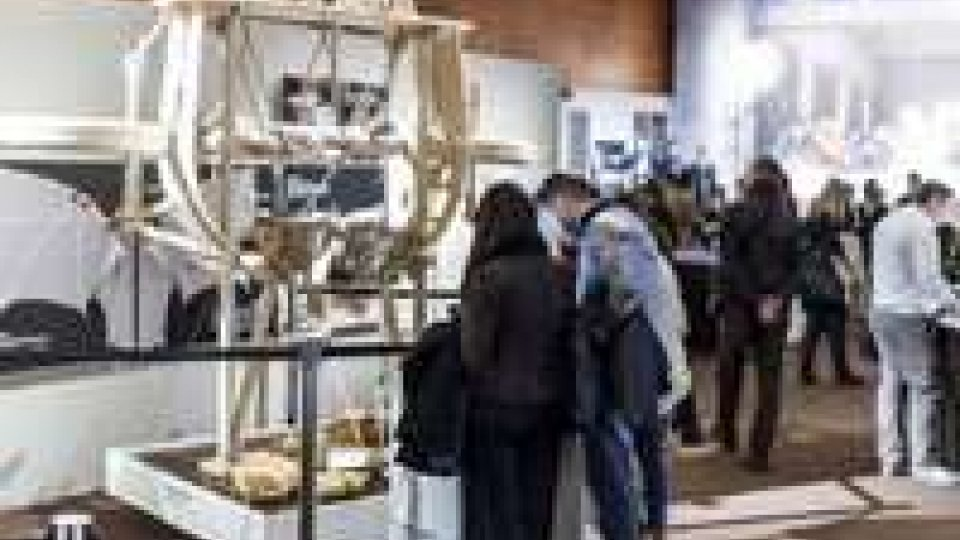 Mostra Leonardo: successo di visite nei giorni nataliziMostra Leonardo: successo di visite nelle festività natalizie
