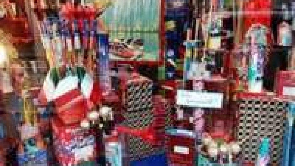 Guerra ai botti di Capodanno, sequestri in tutta Italia
