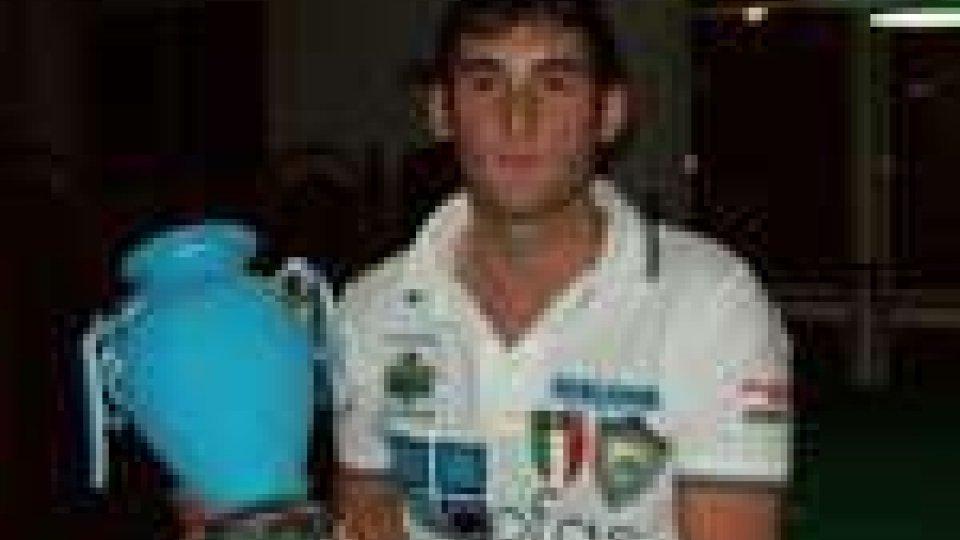 San Marino - Boccette: Matteo Bugli ha battuto il campione del mondo Iuri Minnoccheri