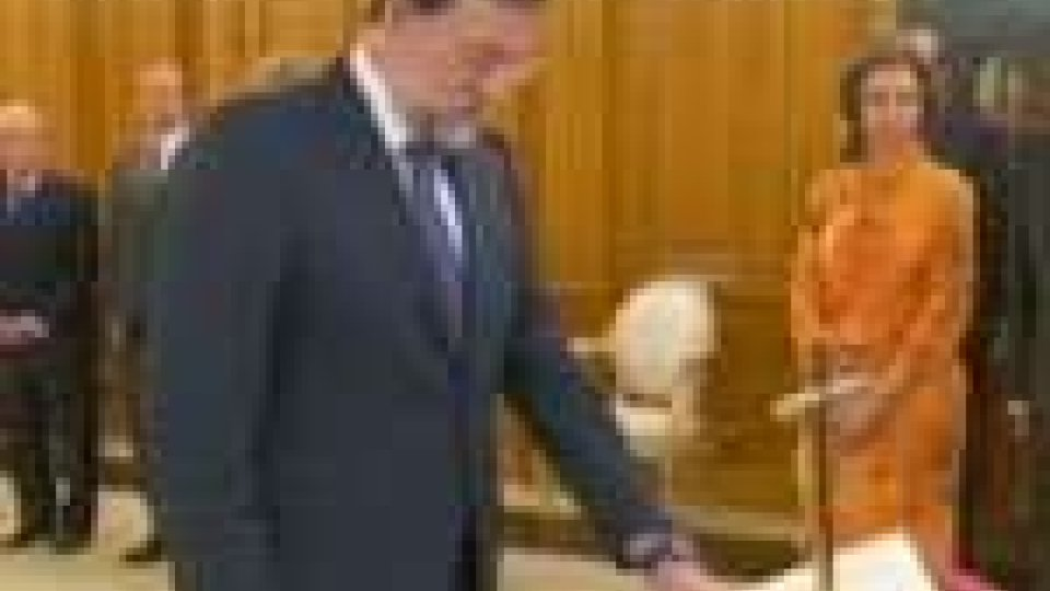 É ufficialmente partita in Spagna l'era Rajoy