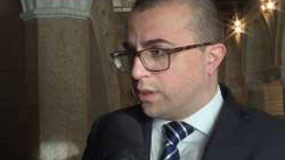 Segretario di Stato Simone CelliIl Titano si prepara alla visita del Fondo Monetario