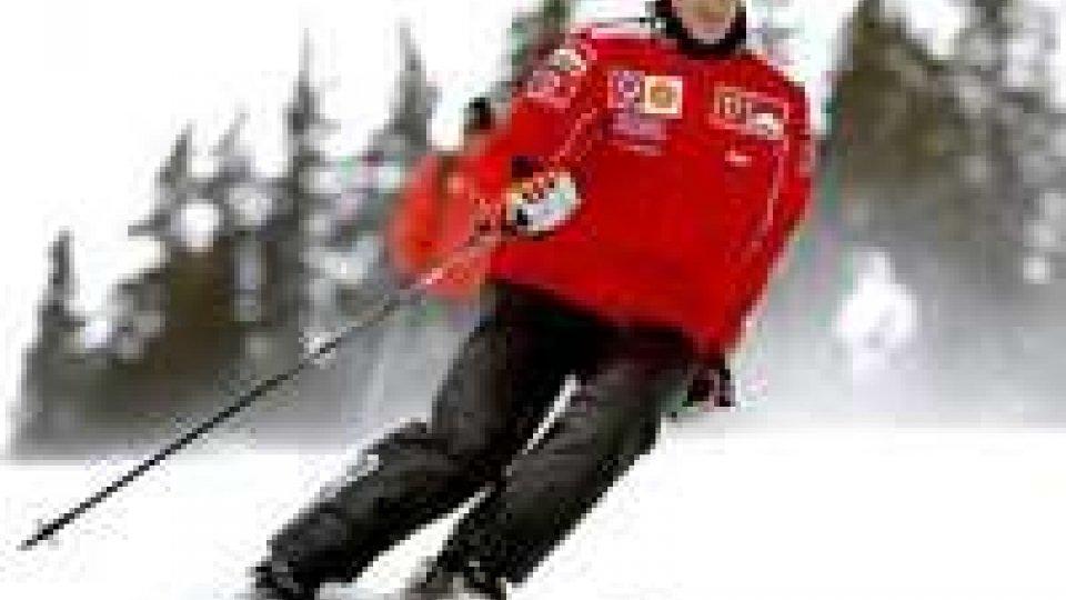 Incidente sugli sci, Schumacher è gravissimoIncidente sugli sci, Schumacher è gravissimo