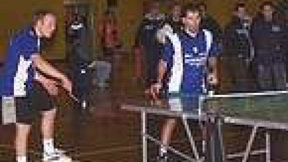 Tennis tavolo: Giuseppe Lemme ha vinto il 50° Torneo