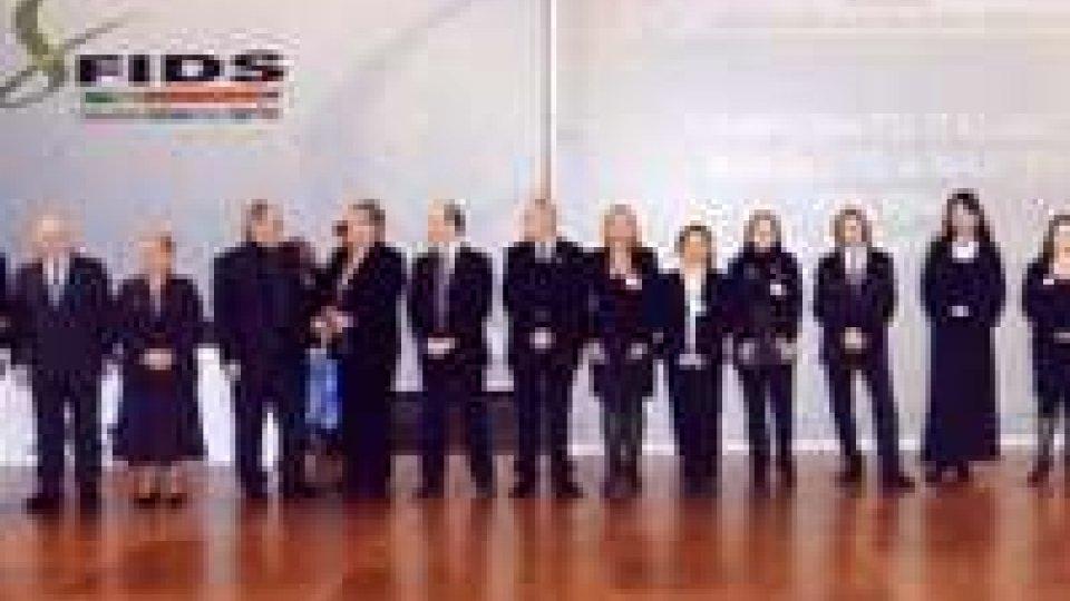 Gli arbitri internazionali di Danza Sportiva si riuniscono a San Marino