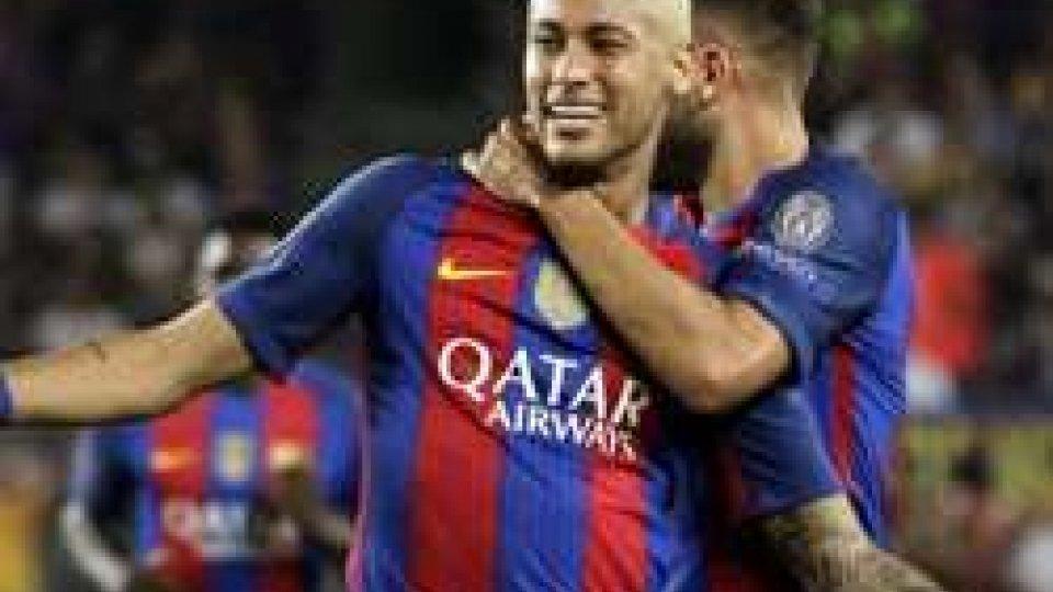Stipendi d'oro: Neymar il più pagato del mondo