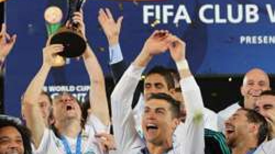 Il Real Madrid ancora sul tetto del MondoIl Real Madrid ancora sul tetto del Mondo