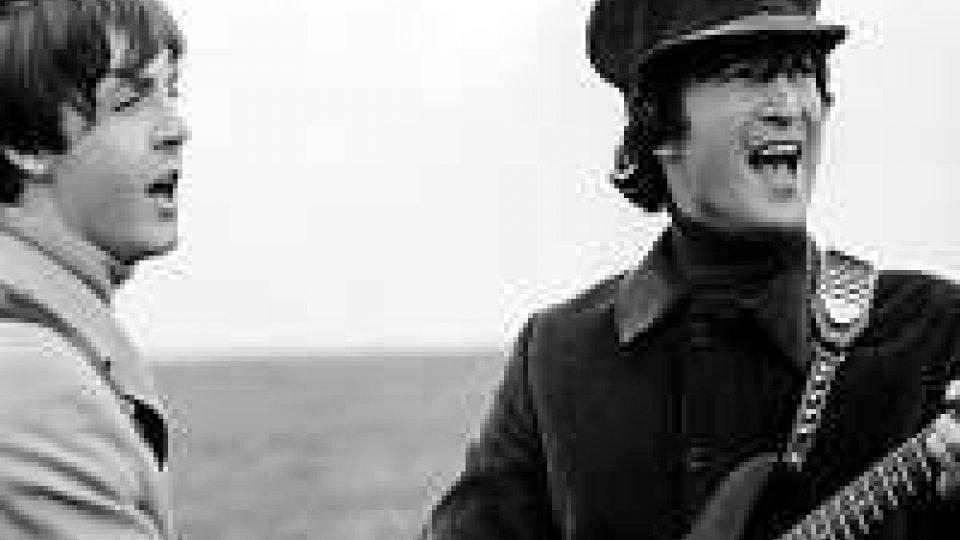 All'asta lettera di Lennon a Paul McCartney