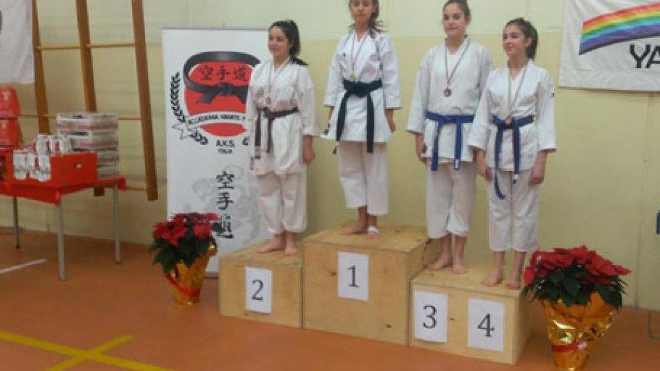 Karate: Trofeo di Natale Regionale A.K.S Italia