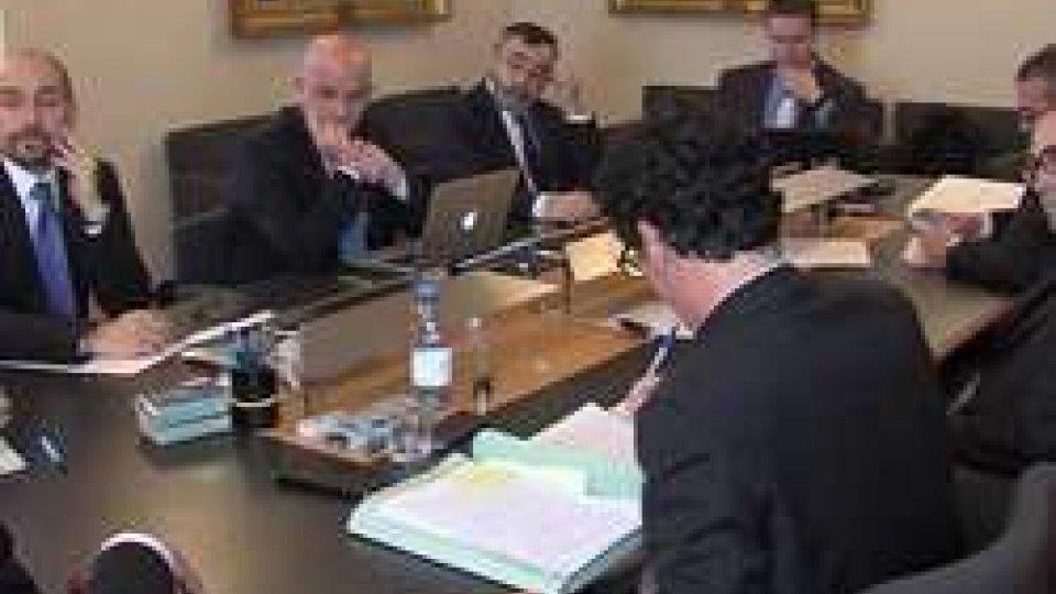 Il Congresso di StatoPrima riunione del Governo; domani la seduta del Congresso