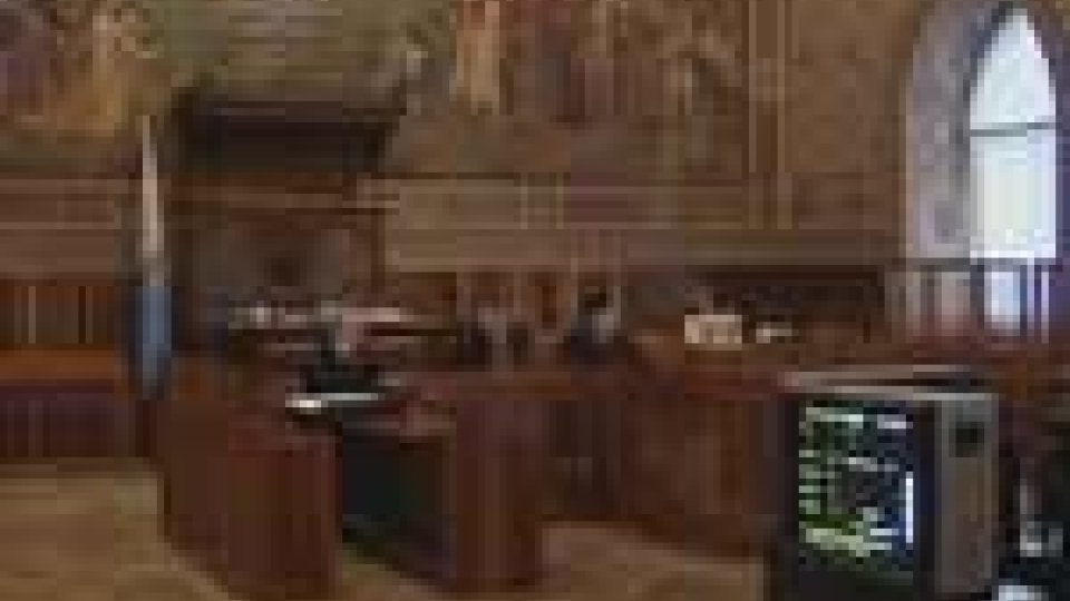 La seduta della Commissione sanità