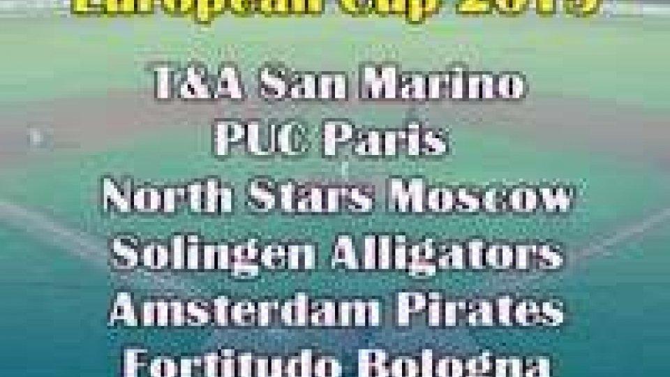 European Cup: i campioni in carica della T&A San Marino saranno impegnati a ParigiEuropean Cup: i campioni in carica della T&A San Marino saranno impegnati a Parigi