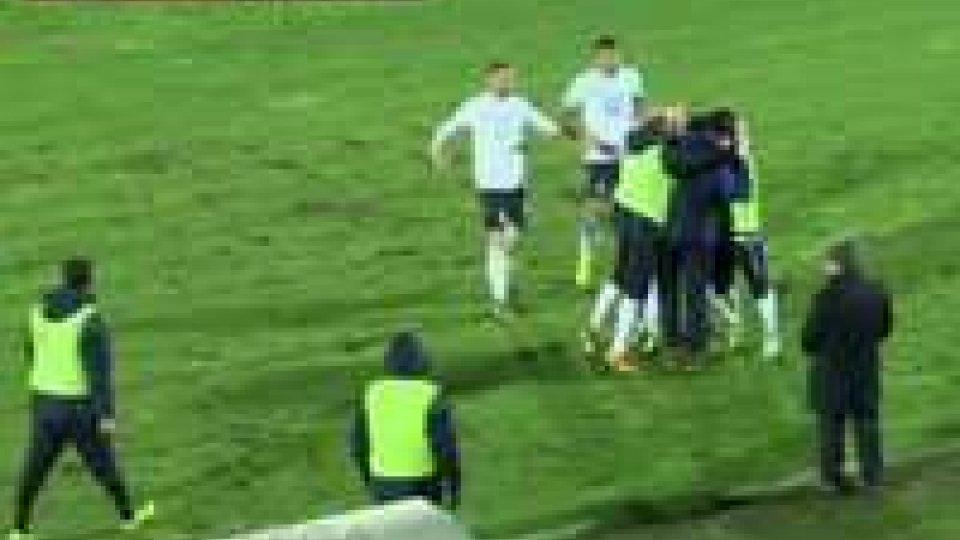 Reggiana battuta, Tazzioli fa il pieno di gol e puntiReggiana battuta, Tazzioli fa il pieno di gol e punti
