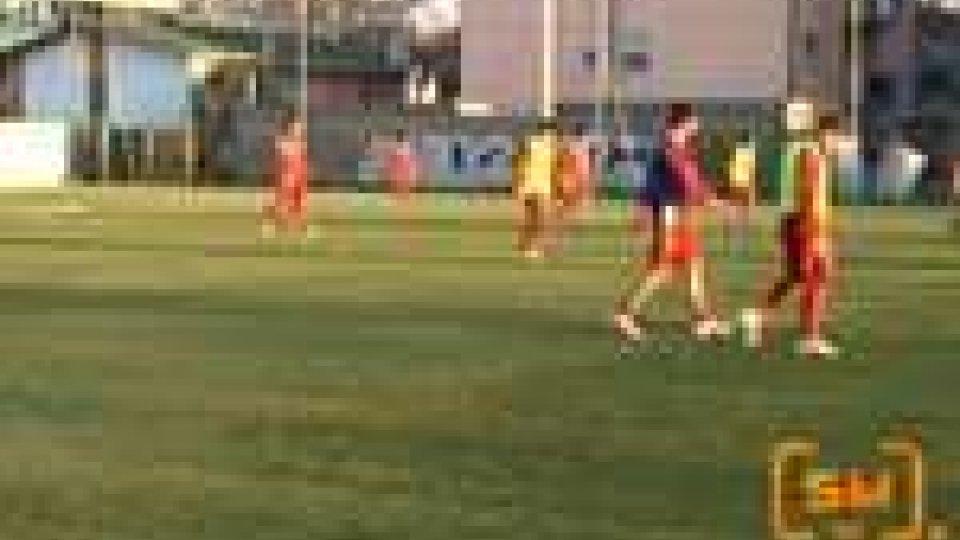 Calcio: il Rimini torna al lavoro dopo la pausa natalizia
