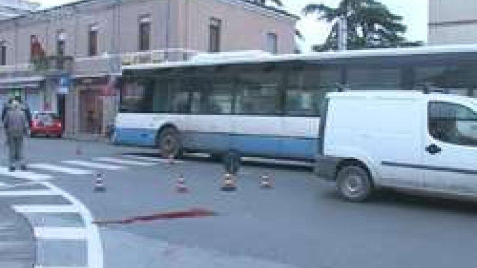 Incidente a SantarcangeloSantarcangelo: anziano investito sulle strisce