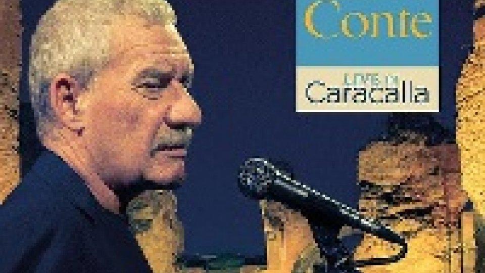 Paolo Conte, Live in Caracalla in uscita il 9 novembre