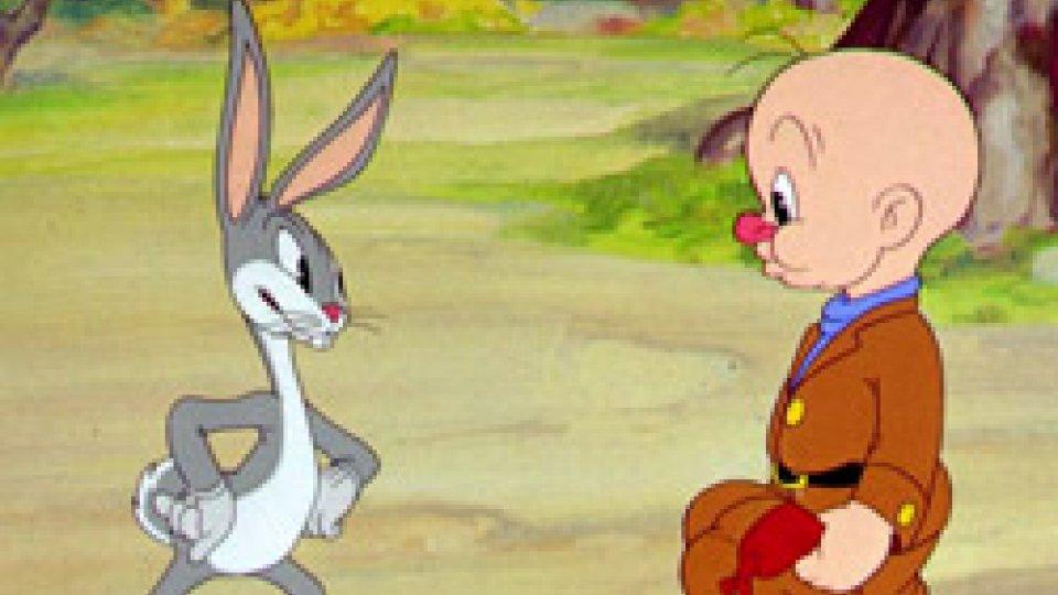 """""""Caccia al coniglio"""", il cortometraggio di esordio di Bugs Bunny"""