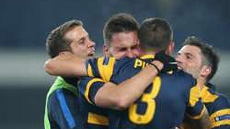 Verona campione d' inverno