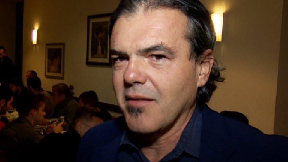 Luca ManciniIn attesa del Modena, il San Marino festeggia il Natale. E Mancini lancia una frecciatina alla FSGC
