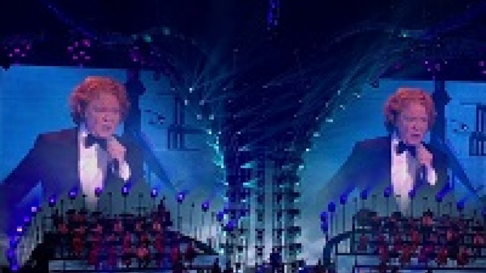 Simply Red, esce Symphonica in Rosso