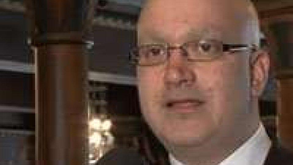 Il segretario di Stato al Territorio Matteo Fiorini ha indicato le priorità della sua azione
