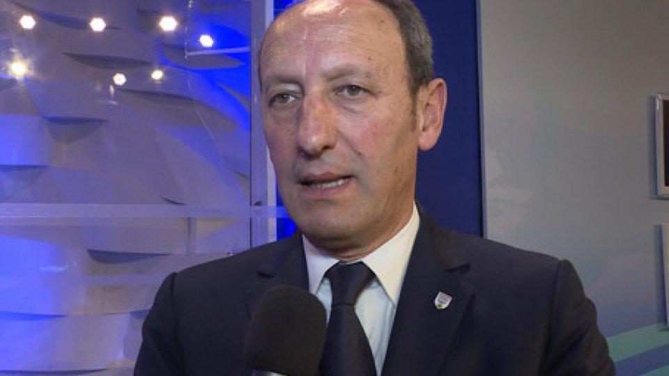 """Gian Primo GiardiGiardi: """"Siamo i primi a spingere per ospitare il maggior numero di manifestazioni sportive a San Marino"""""""