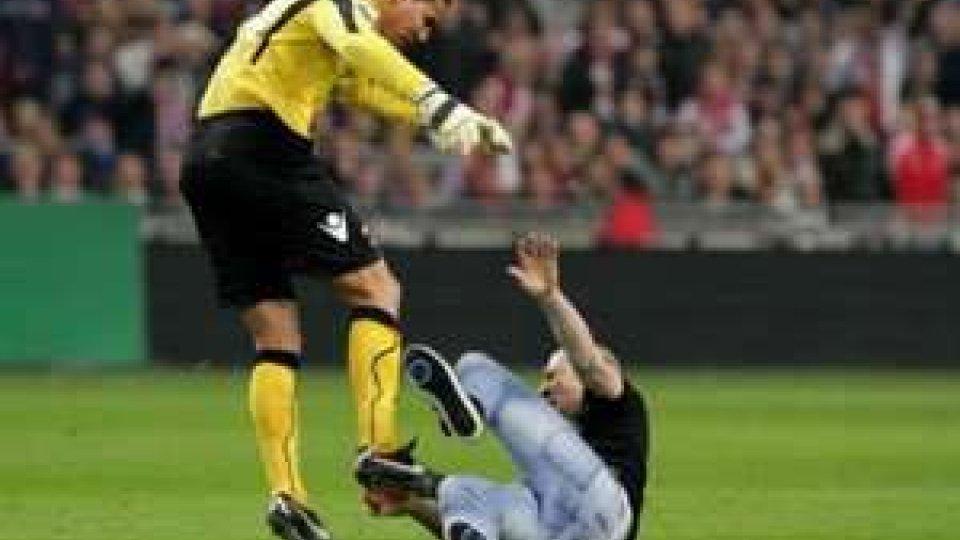 Ajax- Az Almaar si rigiocherà il 19 gennaio