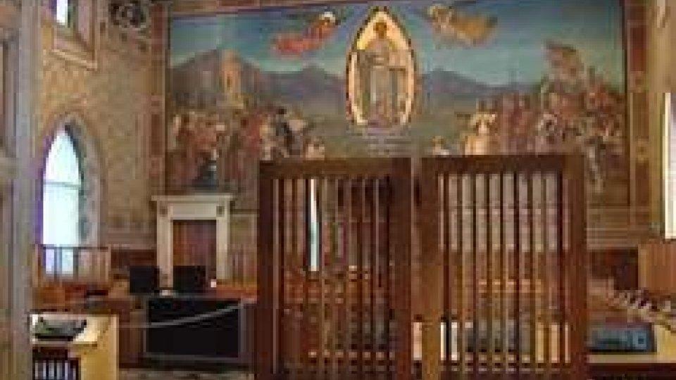 Convocato per martedì 27 il Consiglio Grande e Generale