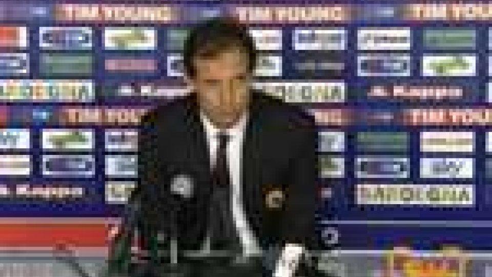 Cagliari - Milan: le interviste agli allenatori