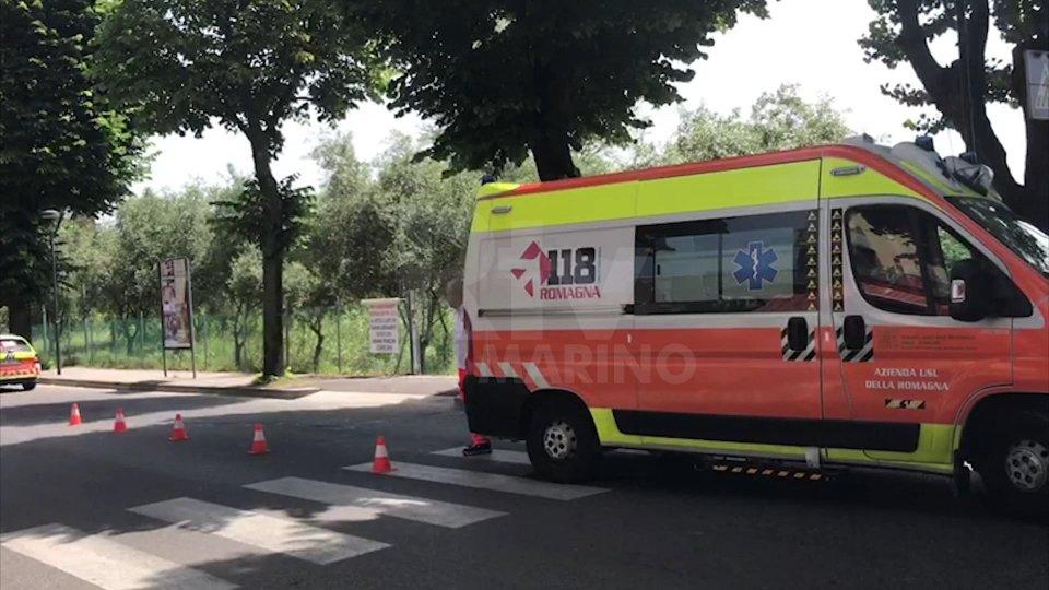Sanitari 118 a Rimini