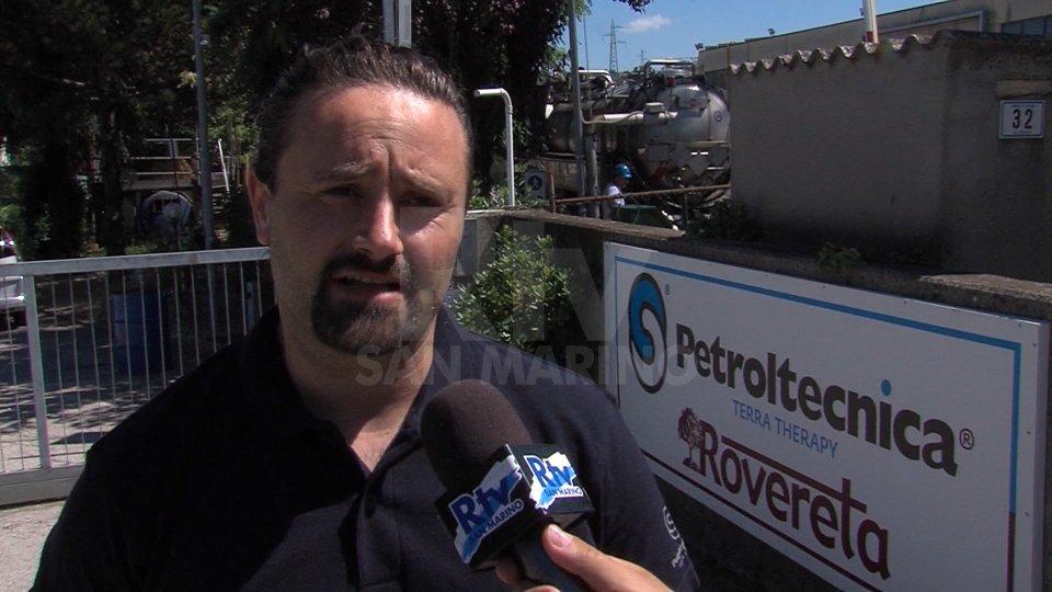 Petroltecnica e Rovereta, nel servizio l'intervista a Dario Palmieri