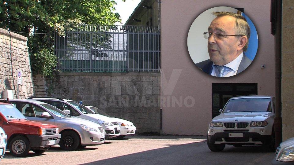 Il Segretario Augusto Michelotti ci parla del nuovo carcereIl Segretario Augusto Michelotti ci parla del nuovo carcere