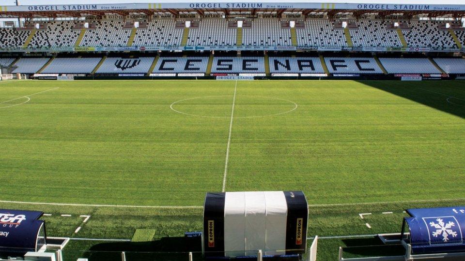 Cesena - Milan al Manuzzi il 17 agosto