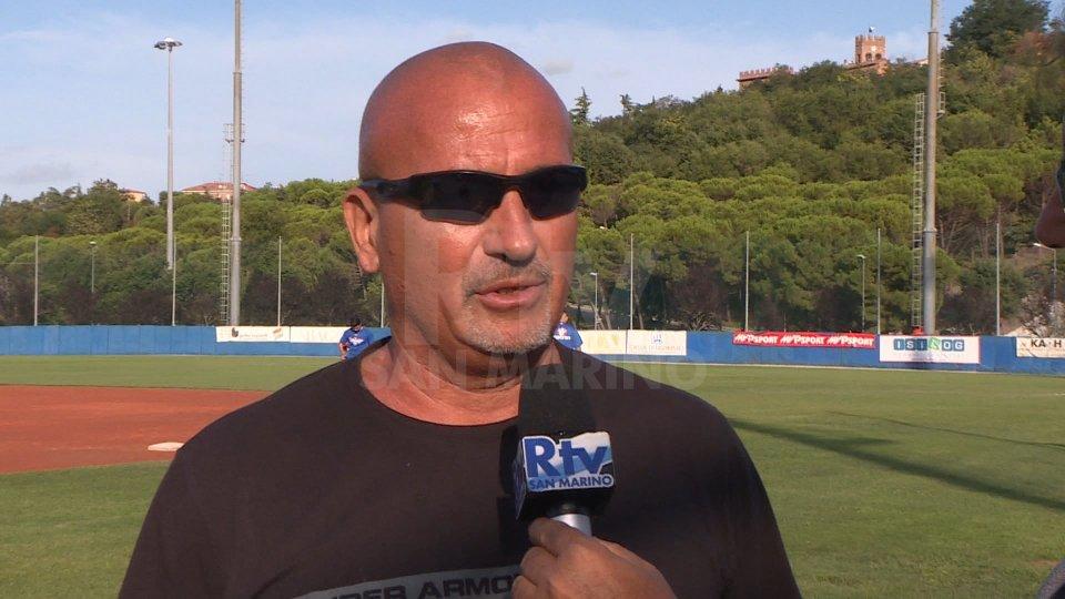 Mauro MazzottiL'intervista al General Manager del San Marino Baseball, Mauro Mazzotti