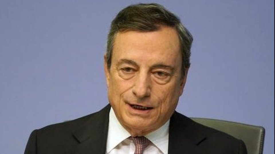 Mario Draghi @Ansa
