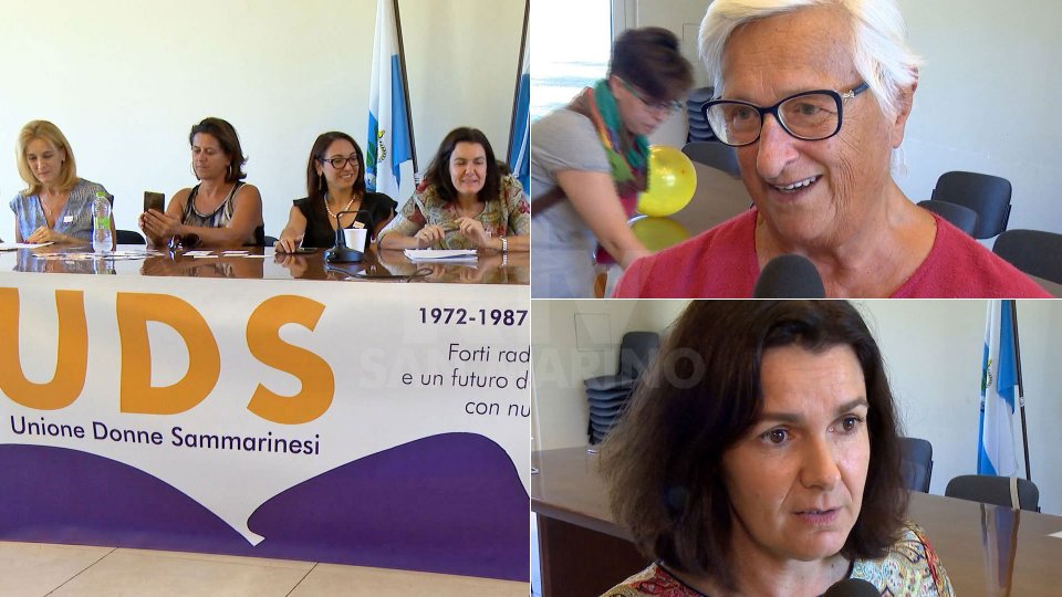 Le interviste a Fausta Morganti e Vanessa Muratori