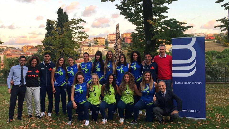BSM si conferma Main Sponsor della squadra femminile della Beach & Park Volley