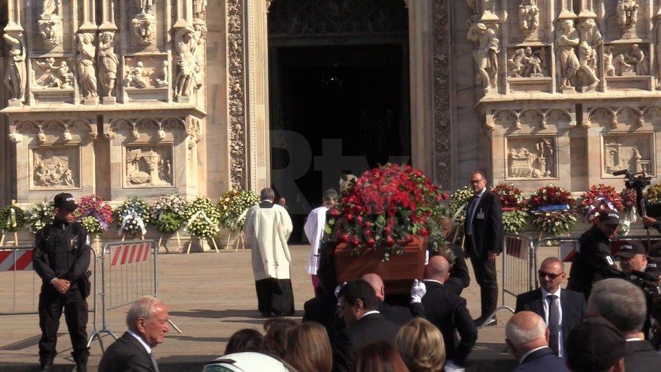 Funerale di Giorgio Squinzi