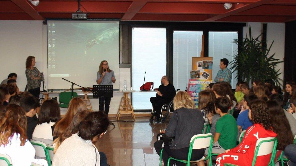 La Scuola Media di Serravalle dà impulso alle proprie attività