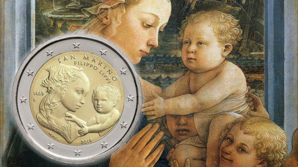 I due euro emessi a San Marino