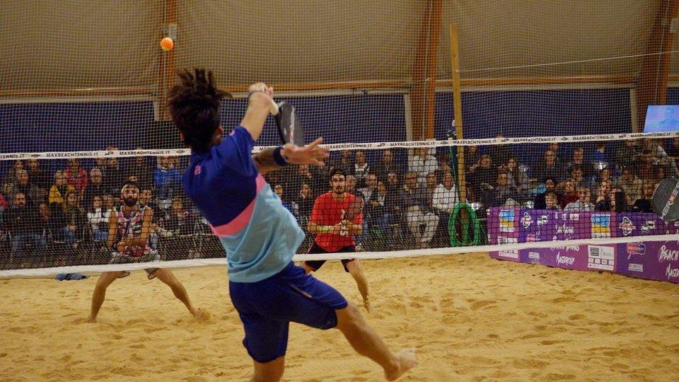 Al Wonderbay torna il grande beach tennis con la San Marino Master Cup